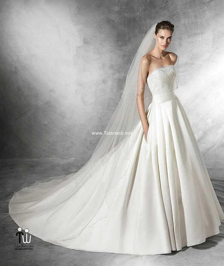 Wedding dresses bridal 2016 11 - مدل لباس عروس ۲۰۱۶ - سری۱