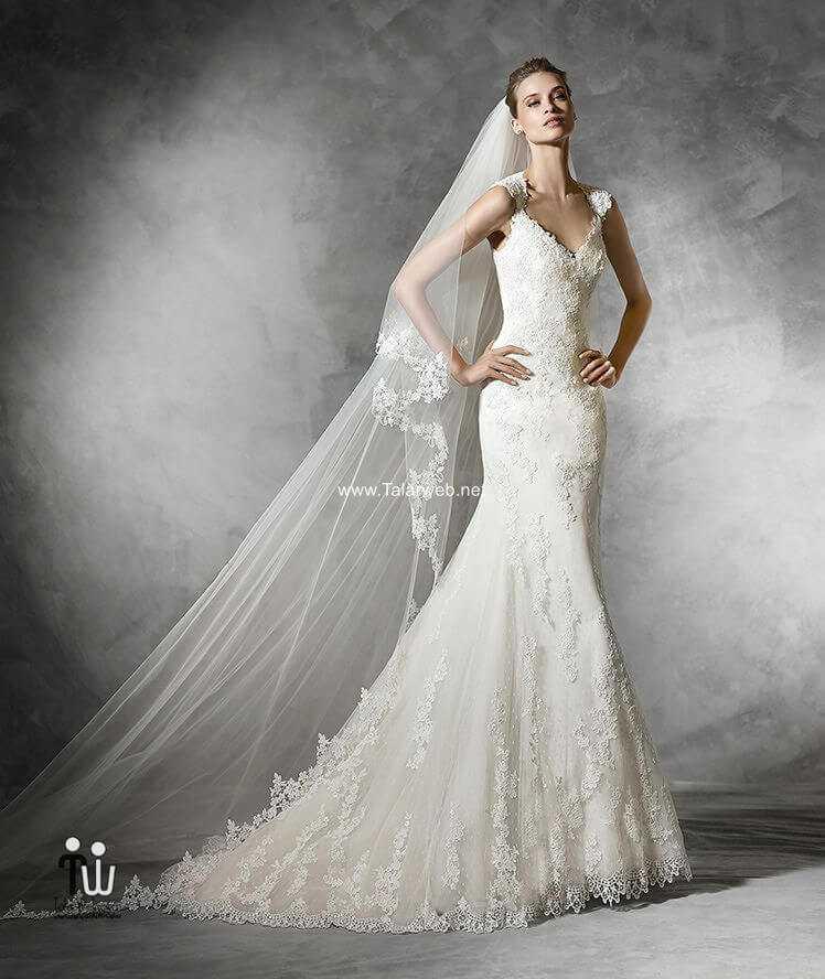Wedding dresses bridal 2016 14 - مدل لباس عروس ۲۰۱۶ - سری۱