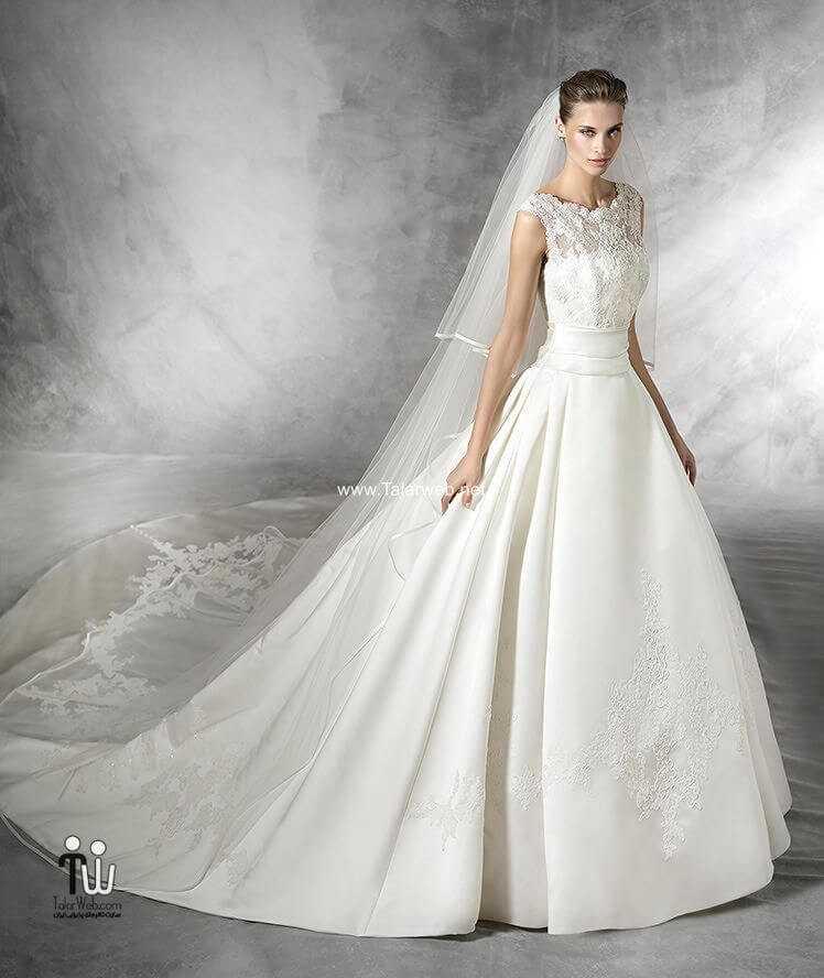 Wedding dresses bridal 2016 15 - مدل لباس عروس ۲۰۱۶ - سری۱