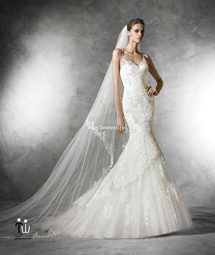 Wedding dresses bridal 2016 17 - مدل لباس عروس ۲۰۱۶ - سری۱