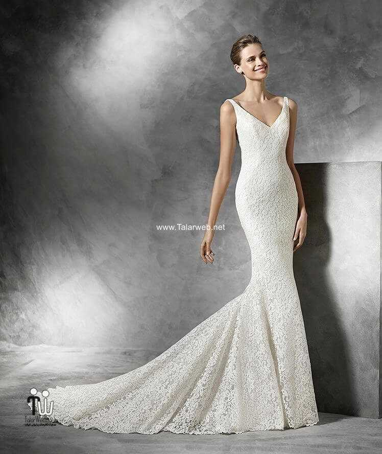 Wedding dresses bridal 2016 18 - مدل لباس عروس ۲۰۱۶ - سری۱