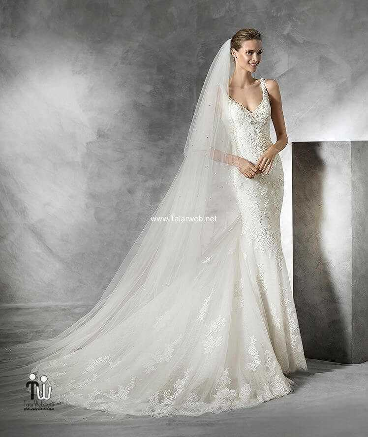 Wedding dresses bridal 2016 19 - مدل لباس عروس ۲۰۱۶ - سری۱