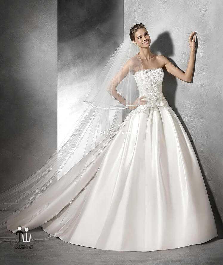 Wedding dresses bridal 2016 2 - مدل لباس عروس ۲۰۱۶ - سری۱