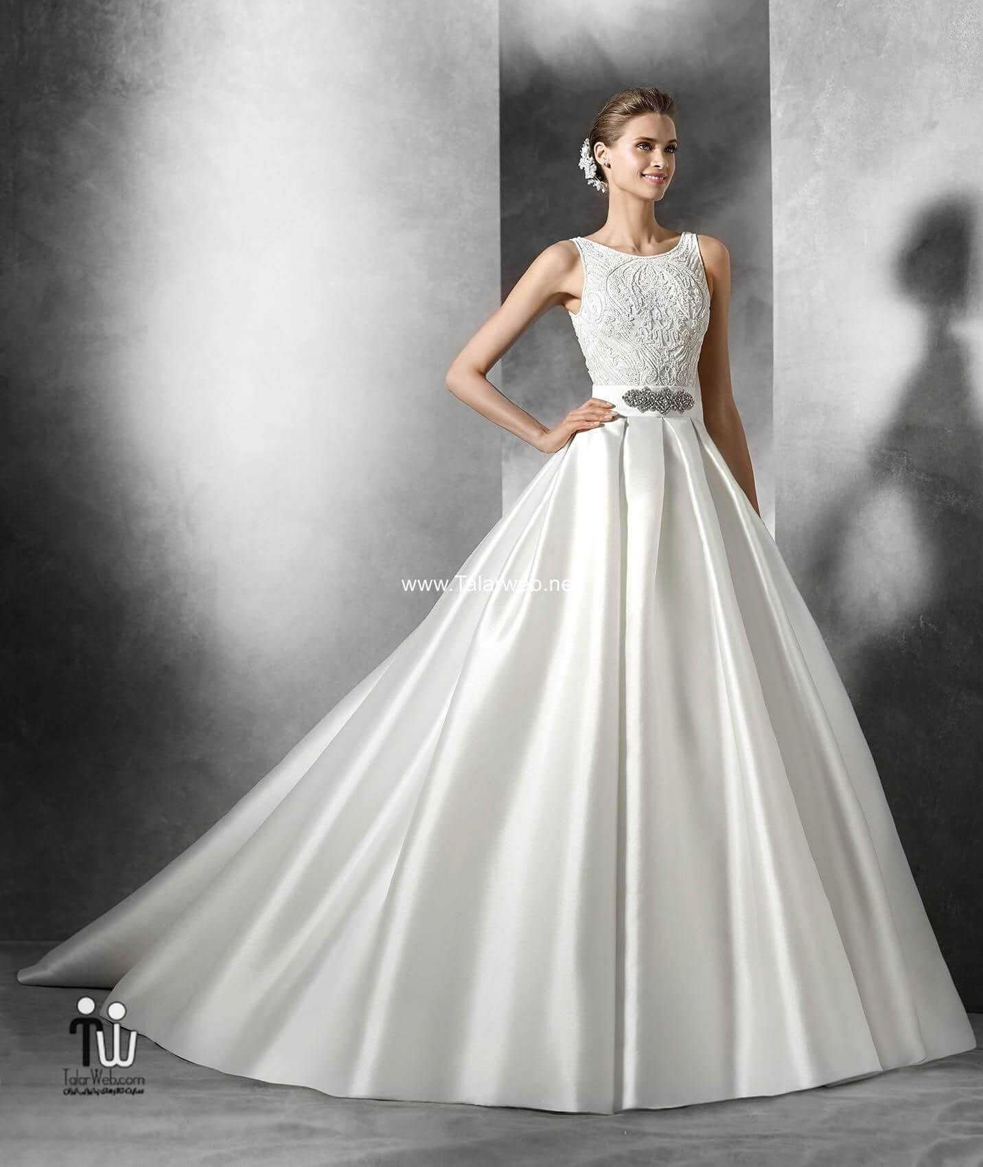 Wedding dresses bridal 2016 20 - مدل لباس عروس ۲۰۱۶ - سری۱