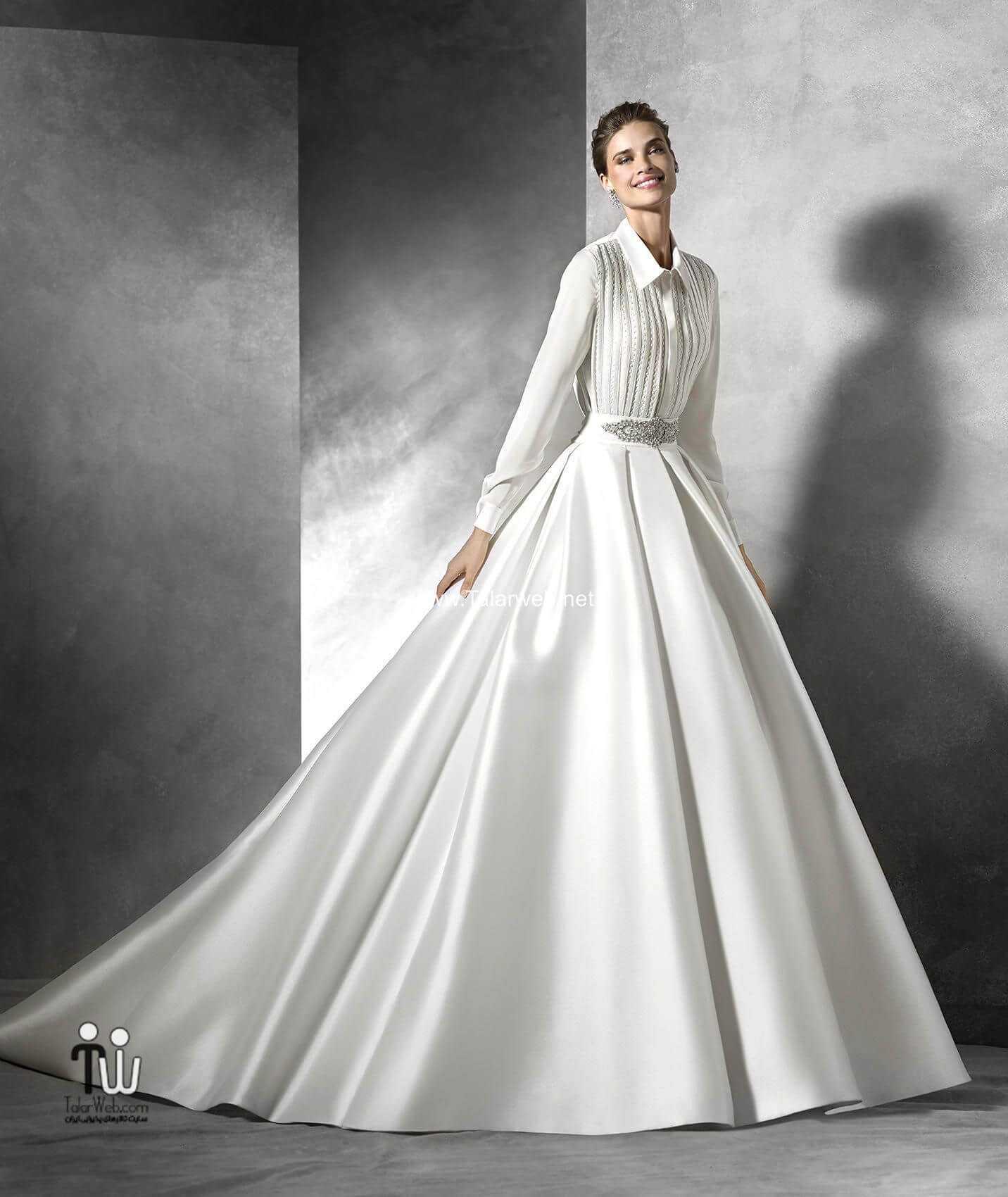 Wedding dresses bridal 2016 21 - مدل لباس عروس ۲۰۱۶ - سری۲