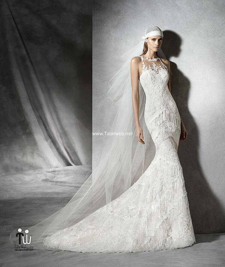 Wedding dresses bridal 2016 23 - مدل لباس عروس ۲۰۱۶ - سری۲