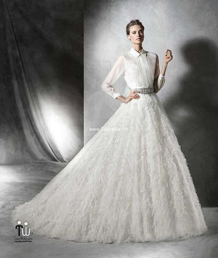 Wedding dresses bridal 2016 25 - مدل لباس عروس ۲۰۱۶ - سری۲