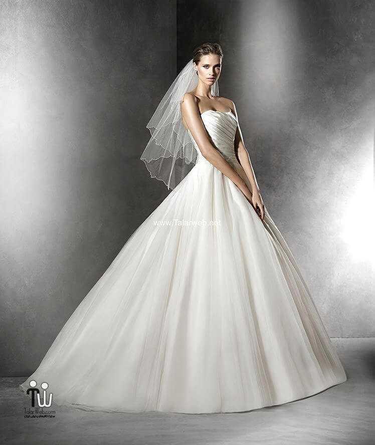 Wedding dresses bridal 2016 26 - مدل لباس عروس ۲۰۱۶ - سری۲
