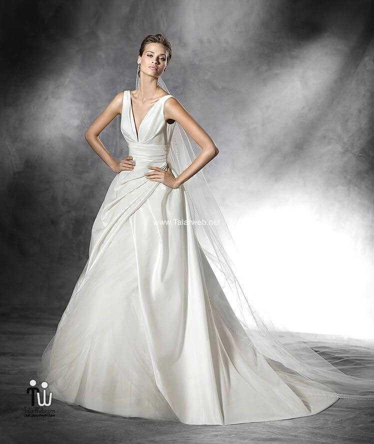 Wedding dresses bridal 2016 27 - مدل لباس عروس ۲۰۱۶ - سری۲