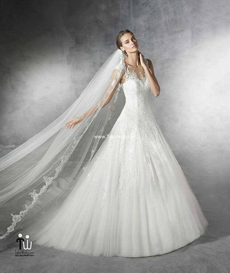 Wedding dresses bridal 2016 29 - مدل لباس عروس ۲۰۱۶ - سری۲