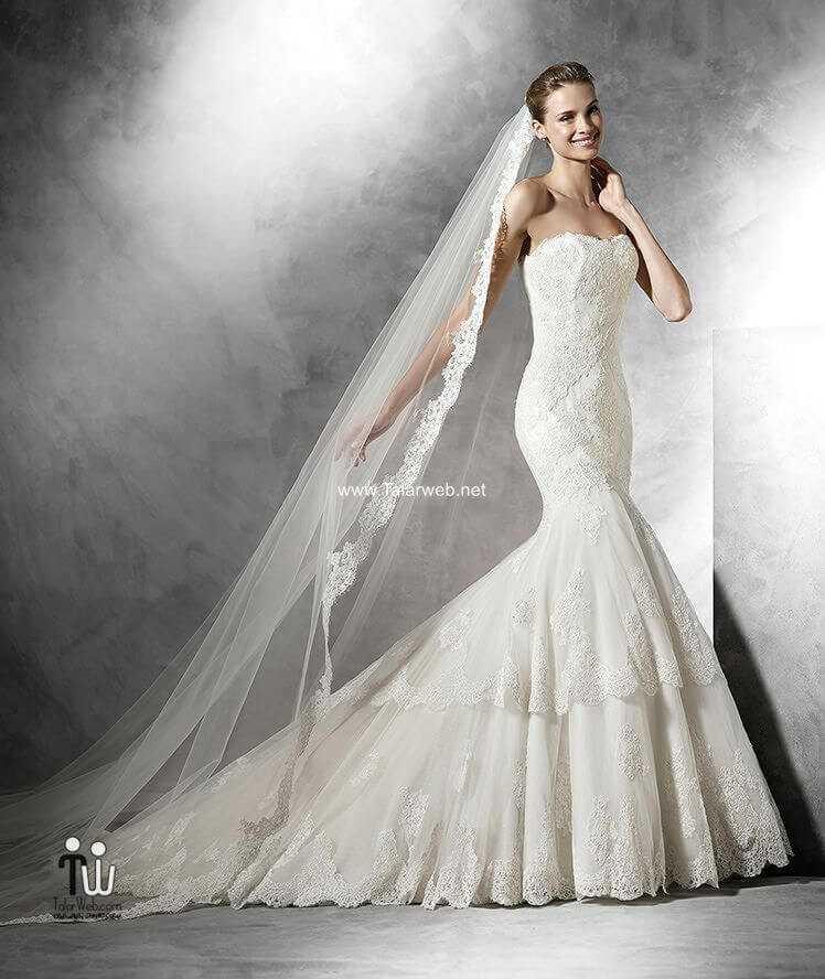 Wedding dresses bridal 2016 3 - مدل لباس عروس ۲۰۱۶ - سری۱