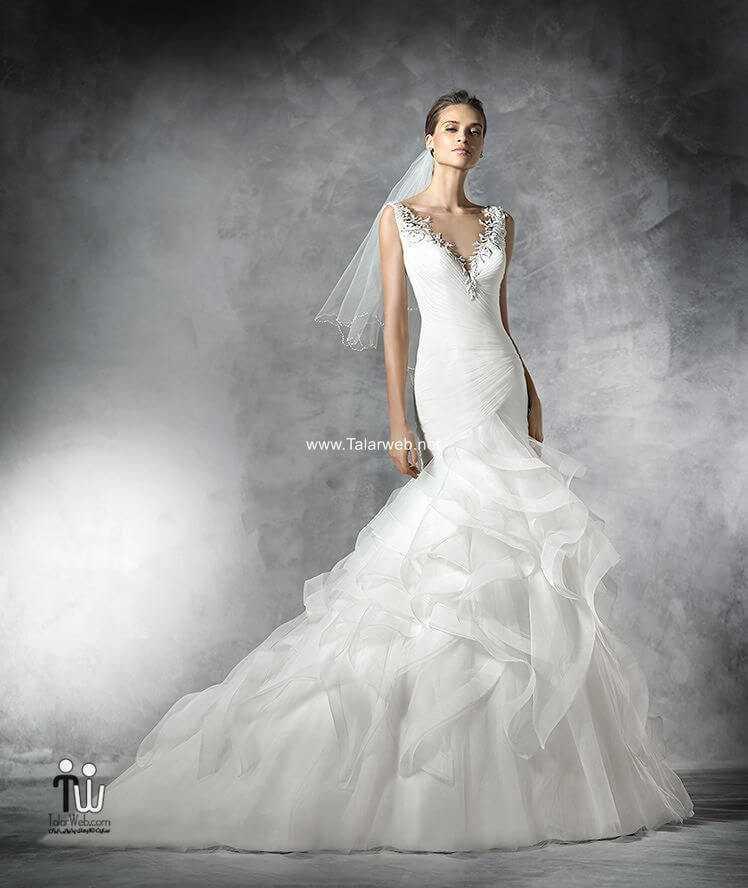 Wedding dresses bridal 2016 32 - مدل لباس عروس ۲۰۱۶ - سری۲