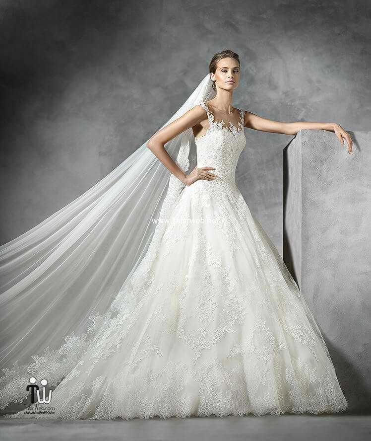 Wedding dresses bridal 2016 34 - مدل لباس عروس ۲۰۱۶ - سری۲