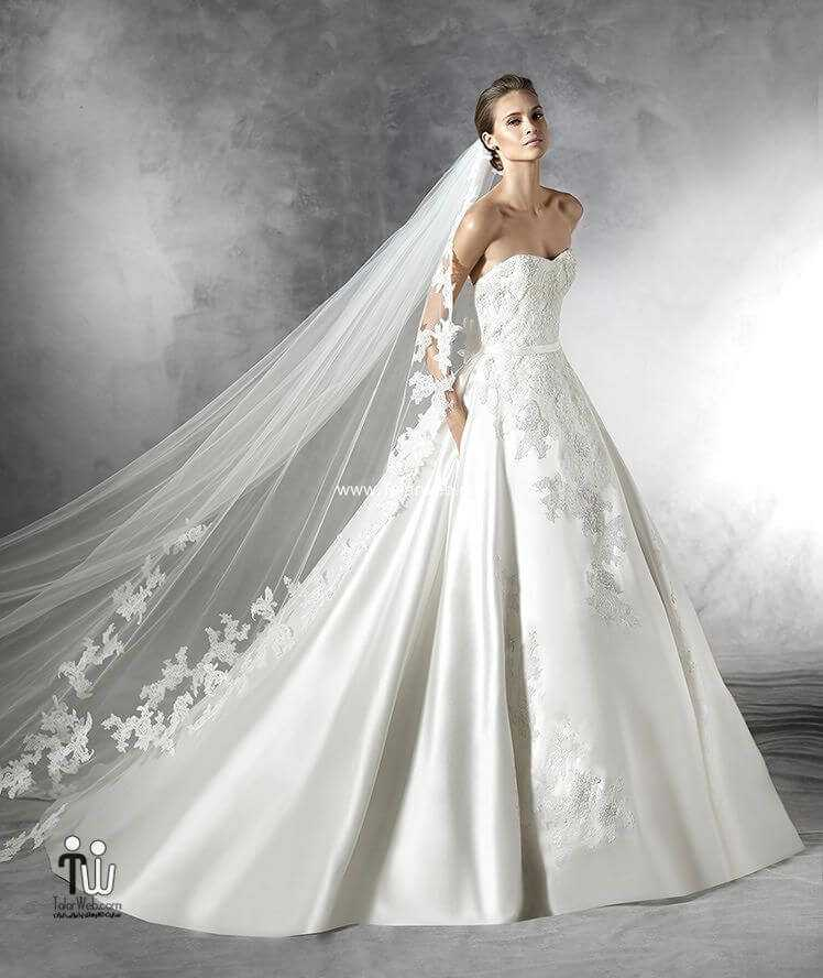 Wedding dresses bridal 2016 36 - مدل لباس عروس ۲۰۱۶ - سری۲
