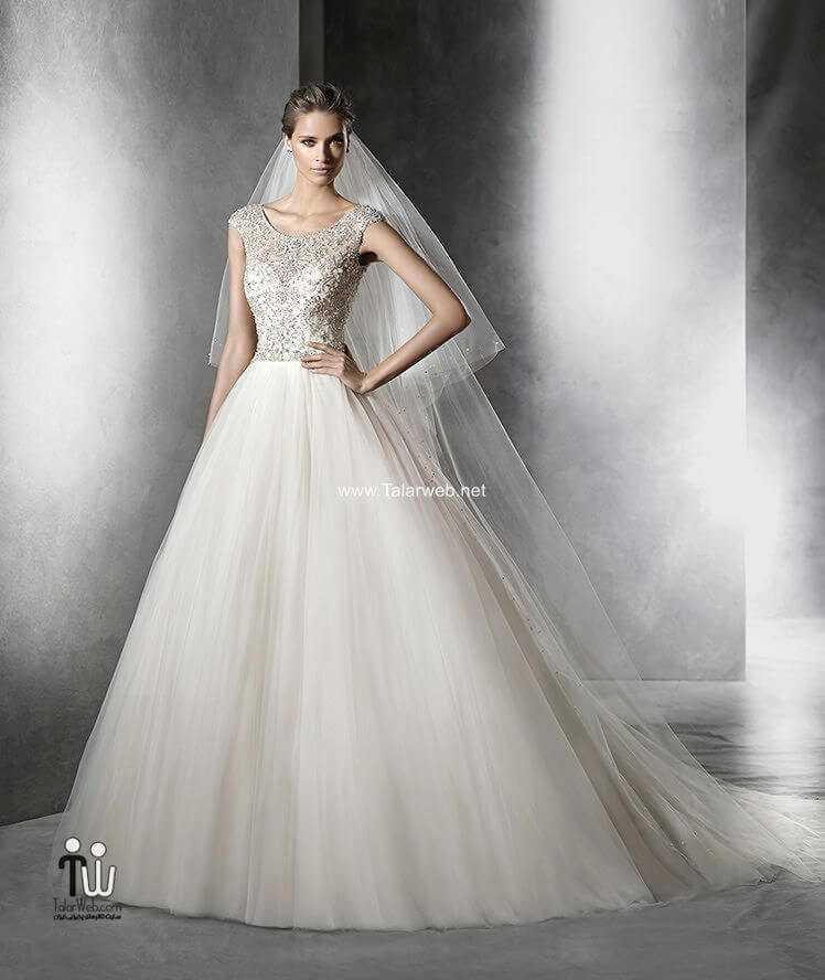 Wedding dresses bridal 2016 37 - مدل لباس عروس ۲۰۱۶ - سری۲