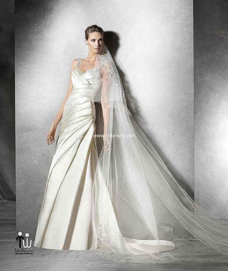 Wedding dresses bridal 2016 39 - مدل لباس عروس ۲۰۱۶ - سری۲