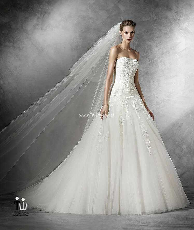 Wedding dresses bridal 2016 4 - مدل لباس عروس ۲۰۱۶ - سری۱