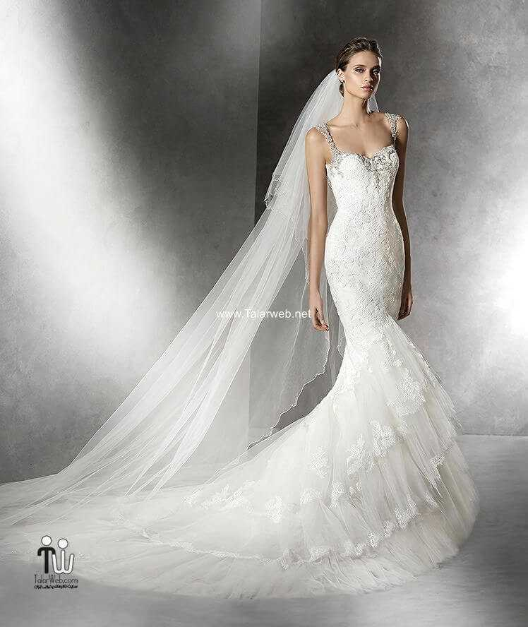 Wedding dresses bridal 2016 40 - مدل لباس عروس ۲۰۱۶ - سری۲