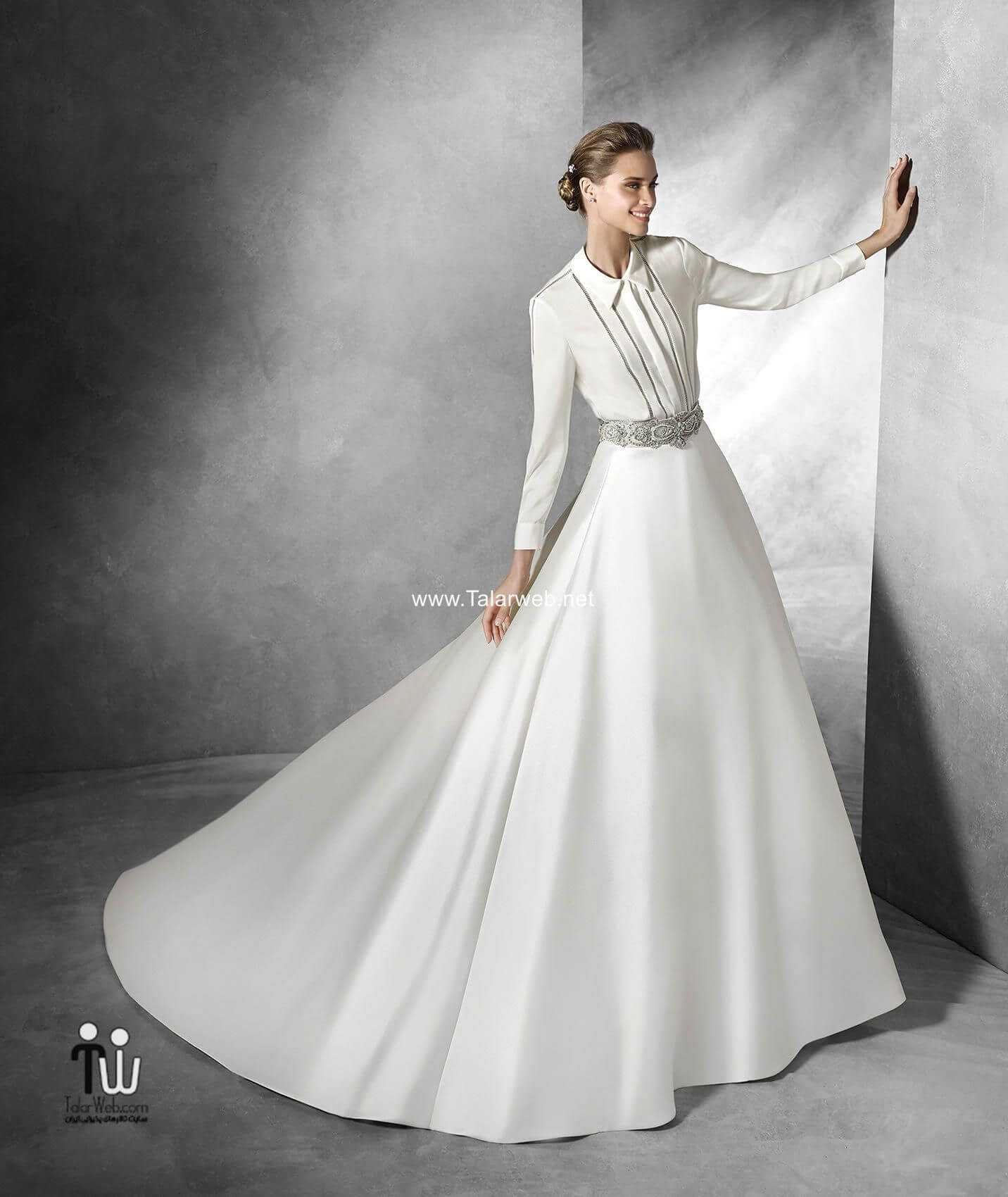 Wedding dresses bridal 2016 41 - مدل لباس عروس ۲۰۱۶ - سری۳