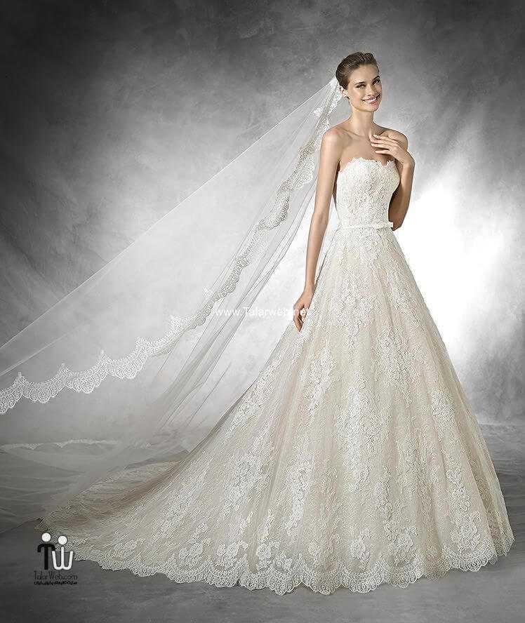Wedding dresses bridal 2016 46 - مدل لباس عروس ۲۰۱۶ - سری۳