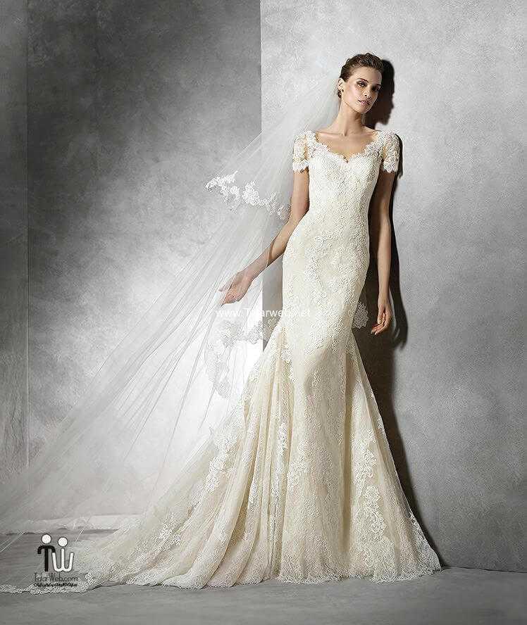 Wedding dresses bridal 2016 48 - مدل لباس عروس ۲۰۱۶ - سری۳