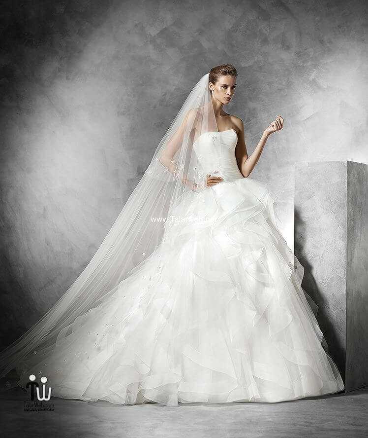 Wedding dresses bridal 2016 5 - مدل لباس عروس ۲۰۱۶ - سری۱