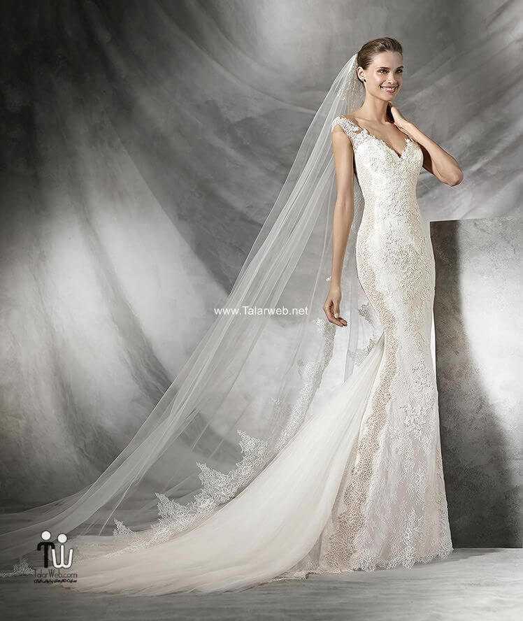 Wedding dresses bridal 2016 51 - مدل لباس عروس ۲۰۱۶ - سری۳