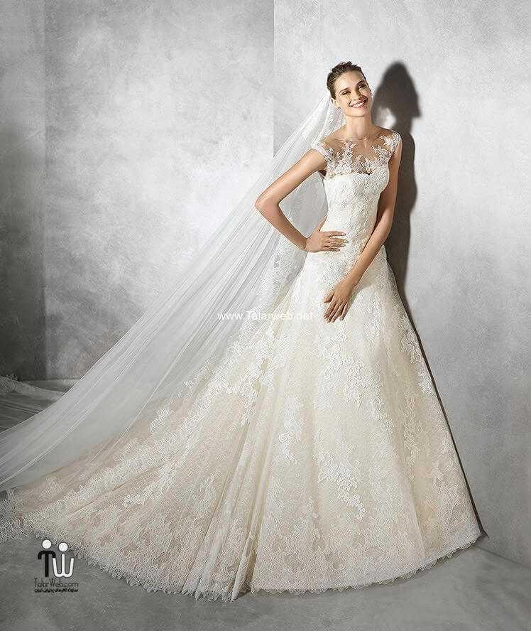 Wedding dresses bridal 2016 52 - مدل لباس عروس ۲۰۱۶ - سری۳