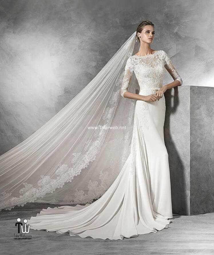 Wedding dresses bridal 2016 54 - مدل لباس عروس ۲۰۱۶ - سری۳