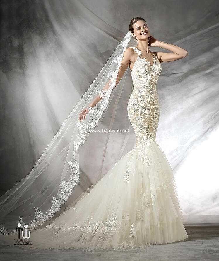 Wedding dresses bridal 2016 55 - مدل لباس عروس ۲۰۱۶ - سری۳