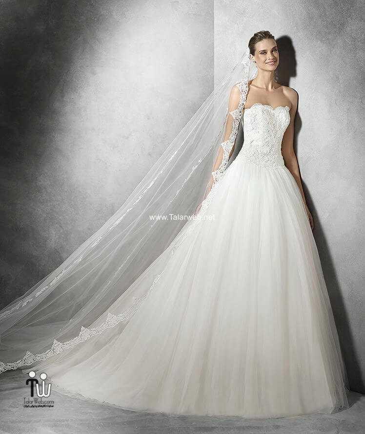 Wedding dresses bridal 2016 59 - مدل لباس عروس ۲۰۱۶ - سری۳
