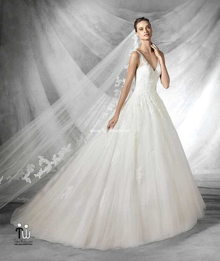 Wedding dresses bridal 2016 69 - مدل لباس عروس ۲۰۱۶ – سری۴