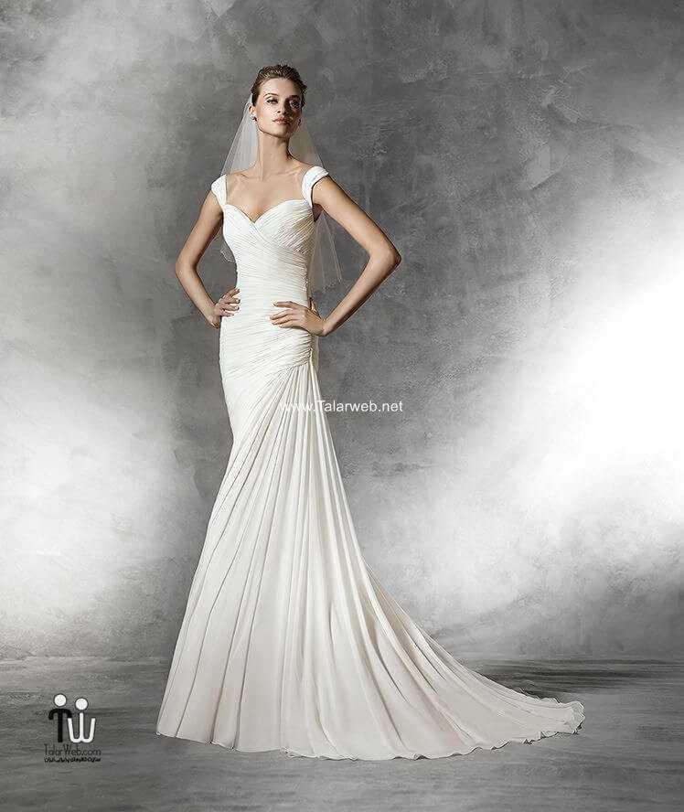 Wedding dresses bridal 2016 7 - مدل لباس عروس ۲۰۱۶ - سری۱