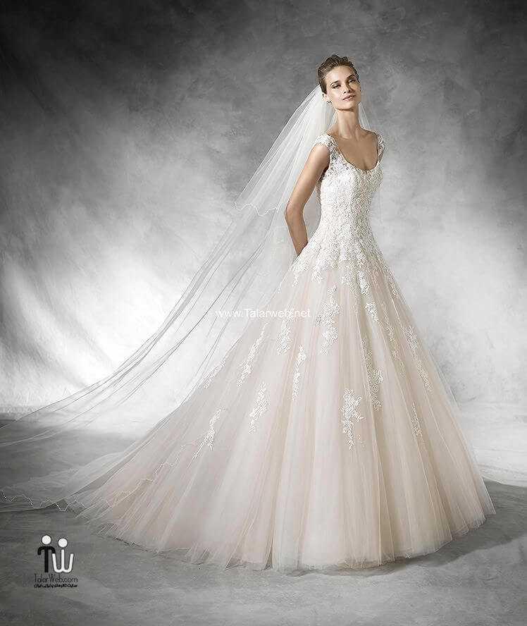 Wedding dresses bridal 2016 9 - مدل لباس عروس ۲۰۱۶ - سری۱