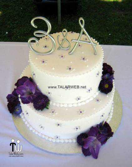 cake boss square wedding cakes - مدل های کیک عروسی
