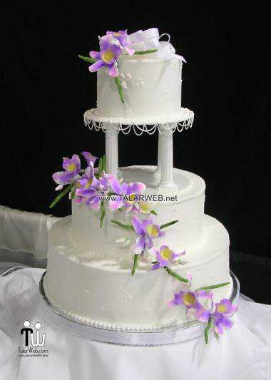 cake-boss-wedding-cakes-with-flowers