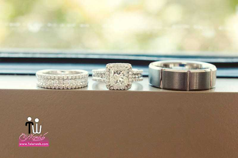 classic spring wedding engagement ring wedding bands.full  - حلقه عروسی و انگشتر نامزدی ۳