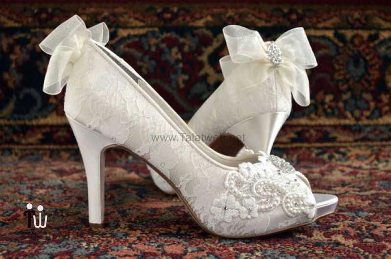 مدل کفش برای عروس