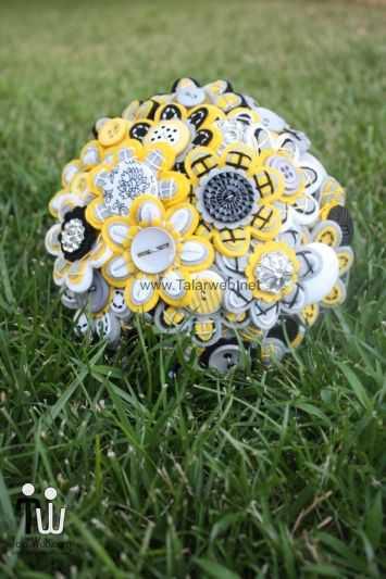 il fullxfull.183949923.full  - دست گل مصنوعی با دکمه