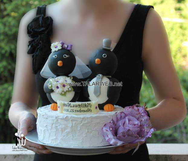 plus size black wedding cake toppers