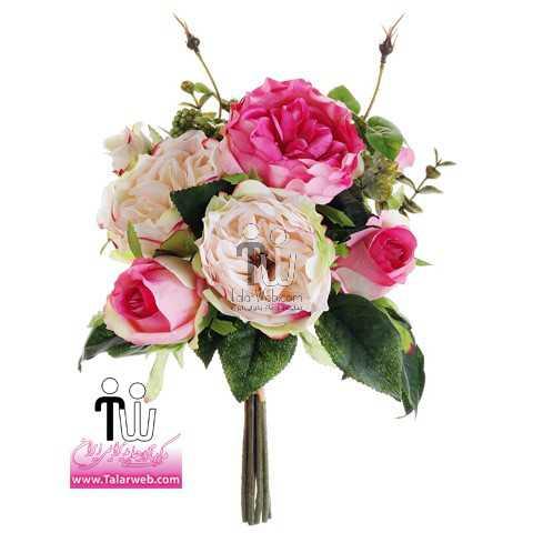 talarweb.net Bouquet Bride 4 2 - دسته گل های مخصوص نامزدی