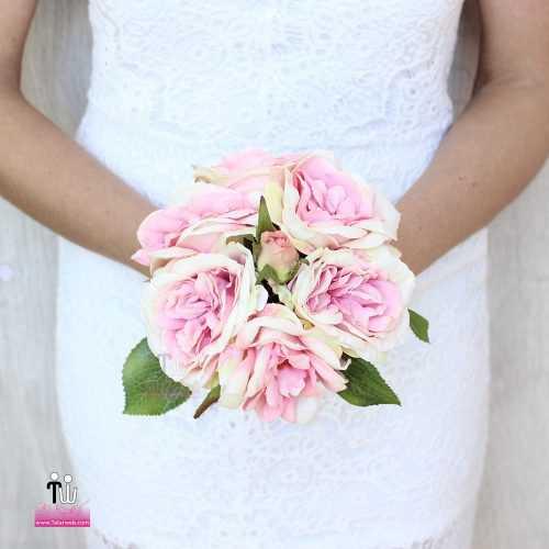 talarweb.net Bouquet Bride 7 3 500x500 - متفاوت ترین مدل های دسته گل عروس