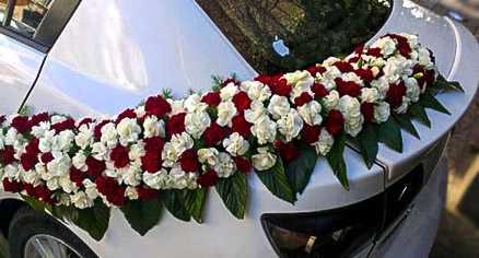 مدل های زیبای ماشین عروس