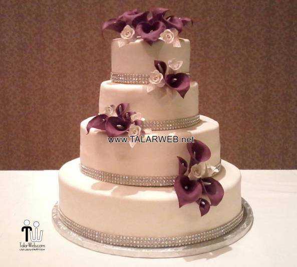 wedding cake ideas 2014 - کیک های شیک و زیبا برای مراسم عروسی
