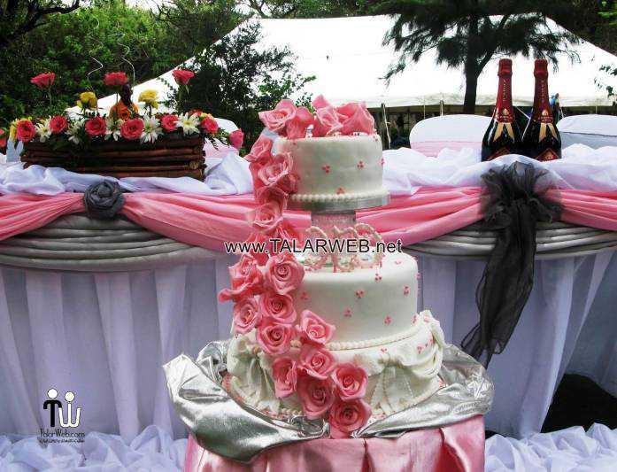 wedding cake ideas for summer 2013 - کیک های شیک و زیبا برای مراسم عروسی