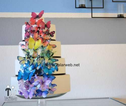 مدل های کیک عروسی ۲۰۱۶
