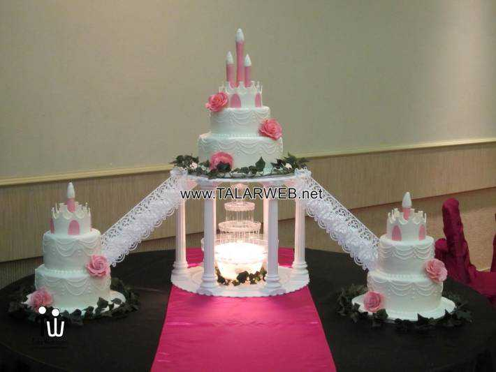 wedding-cakes-with-fountains-and-stairs