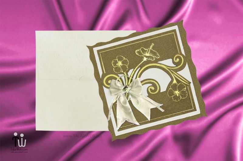 کارت دعوت های عروسی