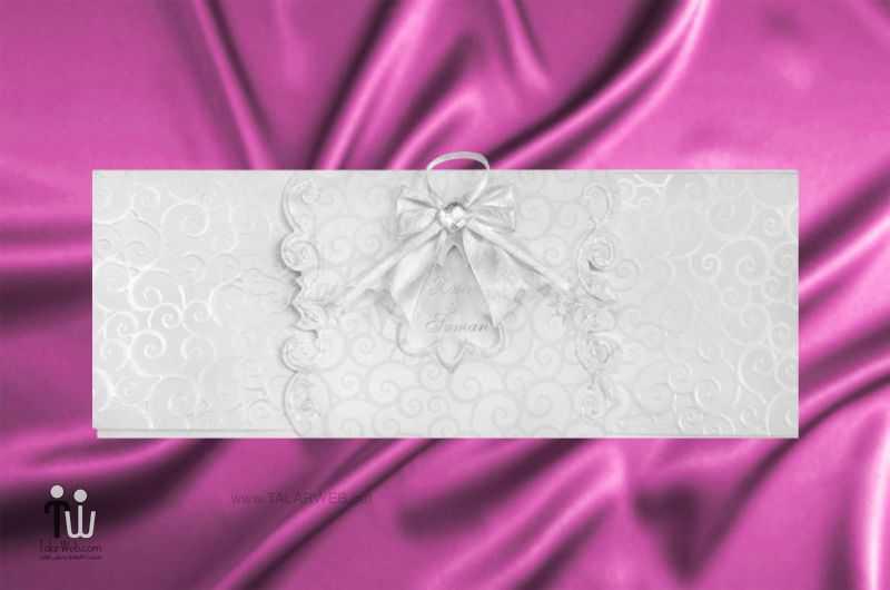 weddingcard talarweb 2 3 - طرح کارت عروسی ۵
