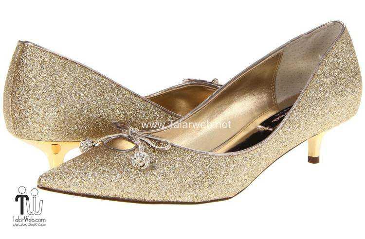 wedding shoes talarweb 10 - مدل های کفش عروس